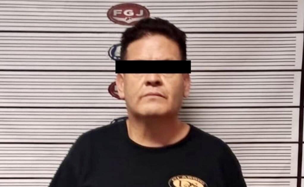 """Detienen a Octavio Alfonso """"N"""", presunto agresor de maestra de la UAEMex."""