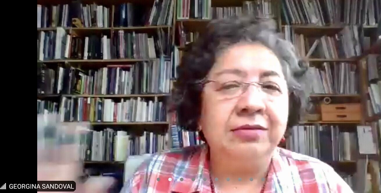 Vivienda tradicional no es sinónimo de pobreza: Georgina Sandoval.