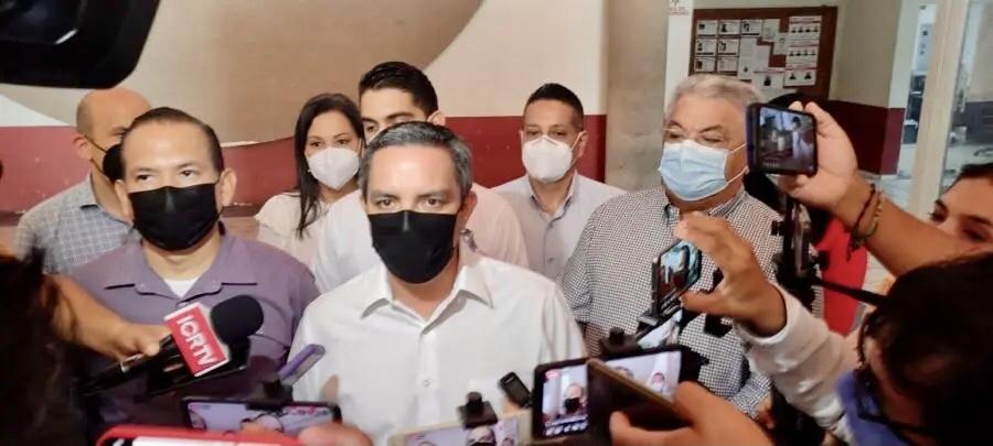 Nacho Peralta le falló a la Universidad de Colima: Rector.