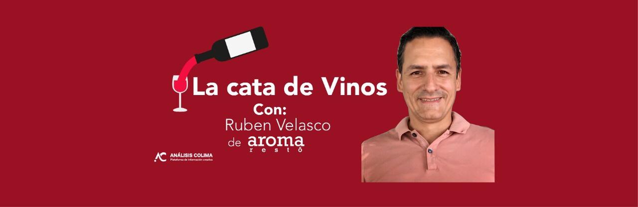 La Cata de Vinos de la Semana. Con Rubén Velasco, de Aroma Restô.