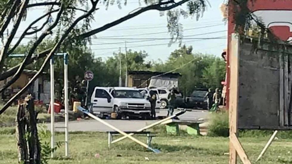 #Videos|Reportan enfrentamientos en Matamoros, Tamaulipas.