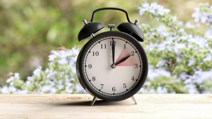 ¿Cuándo termina el horario de verano y empieza el horario de invierno 2021?