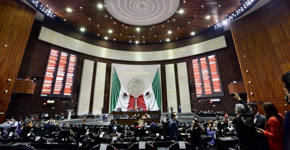 Diputados aprueban Miscelánea Fiscal 2022.