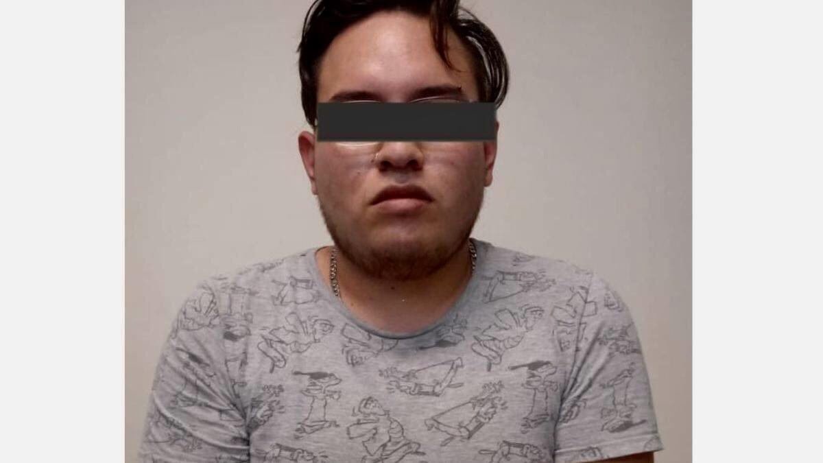 Cae sujeto que cobraba por mostrar video sexual de una menor de edad.